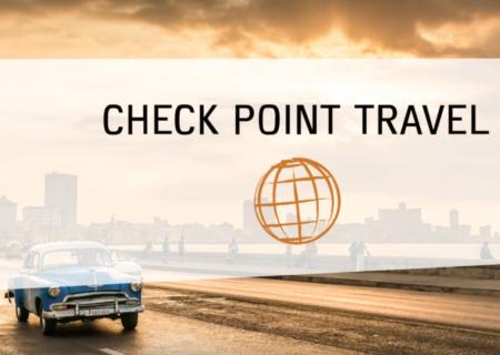 Check Point Travel lider under coronakrisen