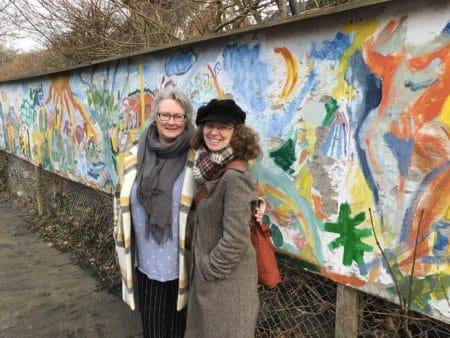Elever på Engdalskolen vil skabe nyt kunstværk til Gasværket