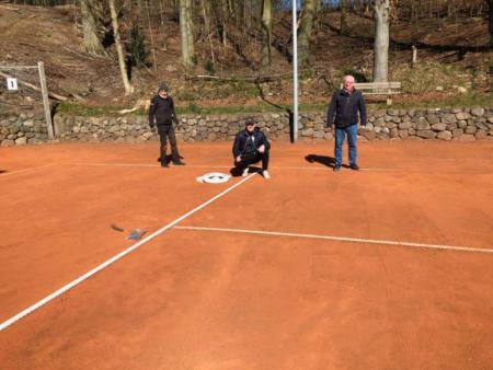Tennisbanerne i Brabrand Bakker åbner igen onsdag