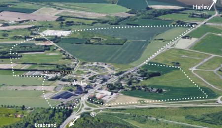 Nu starter planlægningen af ny stor bydel ved Årslev