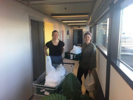 Varm mad til sårbare beboere i Gellerup