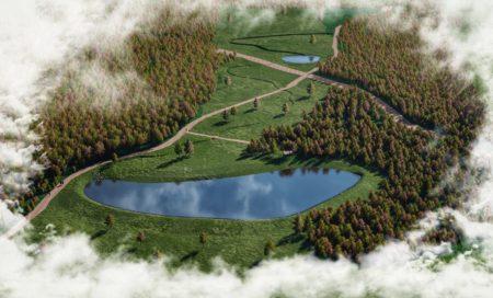 Brabrand får en ny skovsø i Gellerup Skov