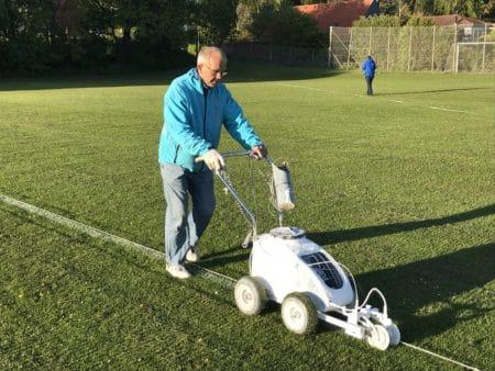 Klar til fodbold i Brabrand – med skrappe restriktioner