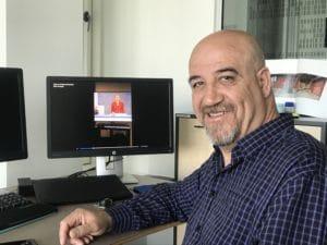 Han har hjulpet mange i Gellerup med at forstå corona-krisen