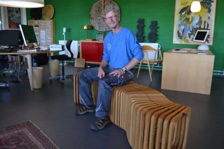 Nyt dansk møbeldesign kommer på værksted i Årslev