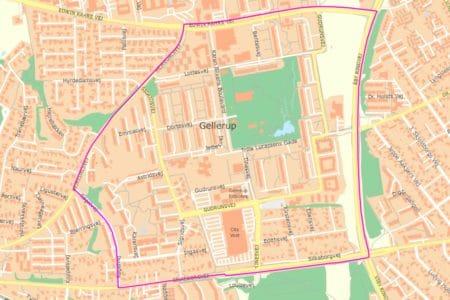 Politiet indfører skærpet strafzone i Gellerupparken og Skovgårdsparken