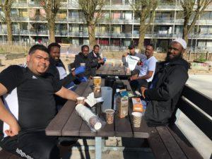 Baba styrker fællesskabet mellem fædre i Gellerup