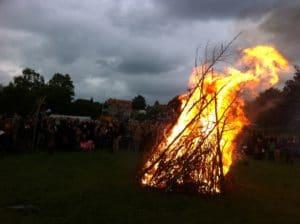 Midsommerfesten går online i år i Brabrand