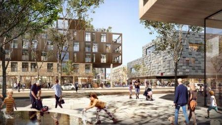 A. Enggaard skal udvikle Karen Blixen-kvarteret i Gellerup