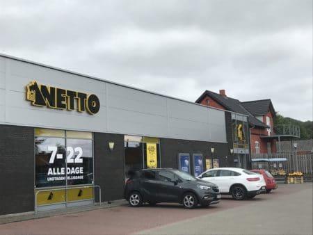 """Netto åbner """"fremtidens discountbutik"""" på Silkeborgvej"""
