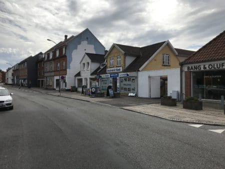 Ny bistro er på vej i Hovedgaden i Brabrand