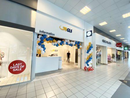 E-handel vokser: GLS åbner pakkeshop i City Vest