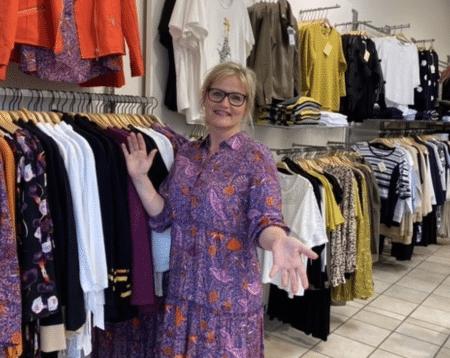 Coronasmitte: Modebutik i City Vest tilbyder at holde aften-åbent