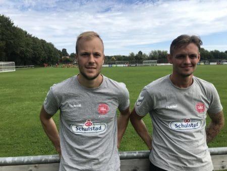 Divisionsspillere i spidsen for Brabrands fodboldskole