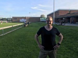 Morten Sand bringer festival-stemning til Brabrand
