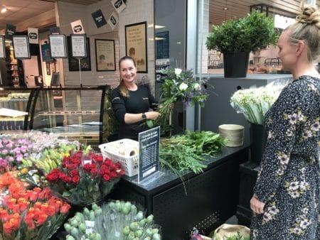 Føtex udvider med blomsterbinder og ny legetøjsbutik