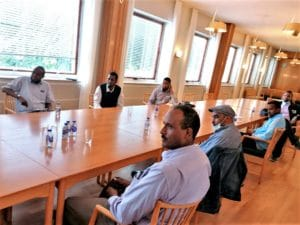 Somaliere lukker foreninger, fester og al aktivitet