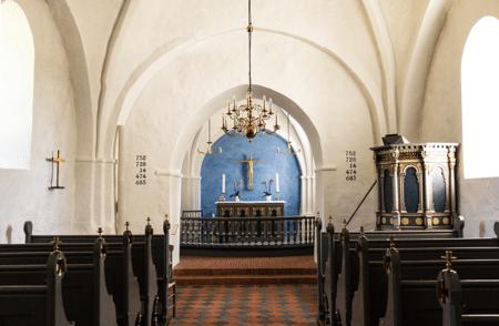 Menighedsrådsvalg: Sdr. Aarslev Kirke indkalder til nyt valgmøde