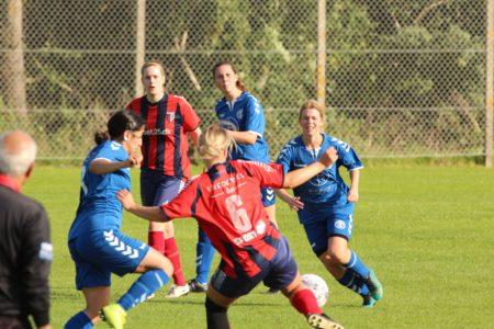 Brabrand-piger fightede sig til en sikker 3-0-sejr
