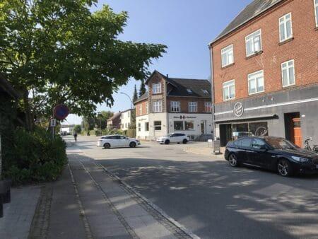 Hovedgaden og flere andre veje får fartbegrænsning på 40 km/t