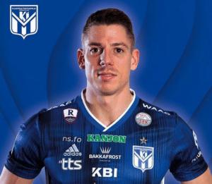 Jesper Brinck fra Brabrand på vej mod Europa League