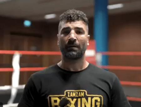 Reda Zamzam starter bokse-akademi på Janesvej