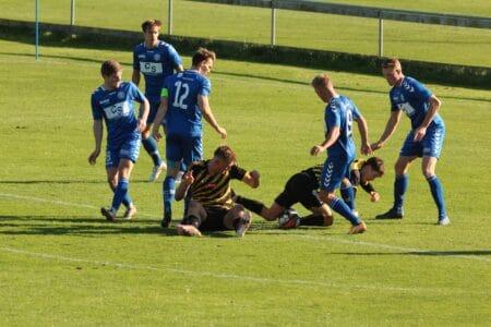 Hårdt kæmpende Brabrand-hold fik 1-1 mod lokalrivalerne