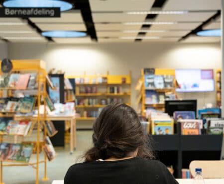 Gellerup Bibliotek eksperimenterer med udvidet åbningstid