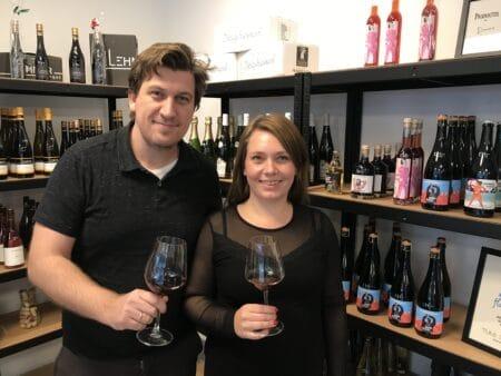 Drømmen om en vinbutik blev opfyldt i City Vest