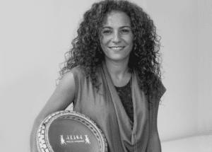 Simona Abdallah trommer igen i hjembyen Gellerup