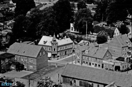 Da kroen og stationen skabte masser af liv i Brabrand