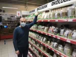 Kilic Marked: Folk kan trygt handle i vores butik