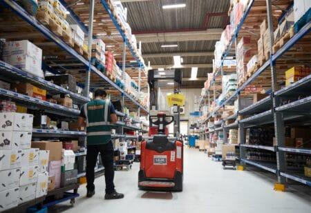 Nemlig.com vil skabe 1000 nye jobs i Logistikparken