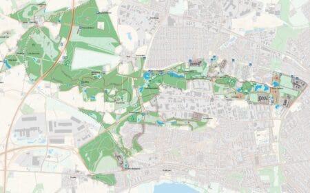 Nye ruter viser dig flere sider af Skjoldhøjkilen