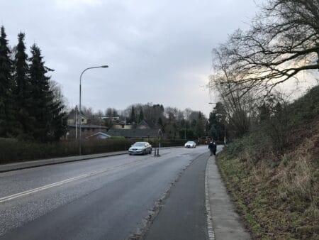 Pukkelbump: Husejere på Langdalsvej fik erstatning