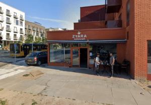 Dømt for bevidst påkørsel på fortovsrestaurant i Gellerup