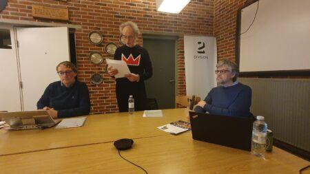 Flemming Møller takkede af efter 21 år som fodbold-formand i Brabrand