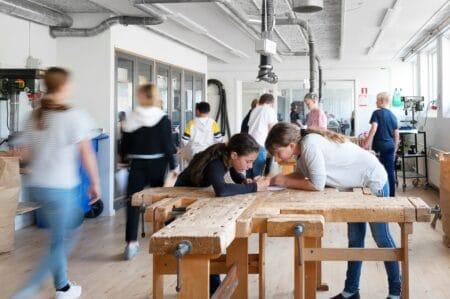 Arkitekter i gang med ny skole og fritidscenter i Gellerup
