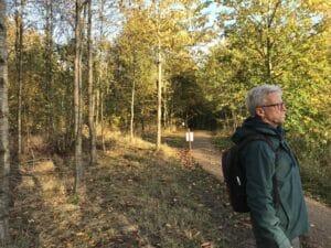 Per Falk hyldet i byrådet for sit arbejde for bro i Brabrand