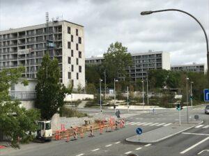 Vedholdende politi-indsats ved Gudrunsvej giver effekt