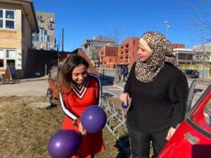 Kampdag i Brabrand: Kvinder tager fat på alt det der stadig er svært