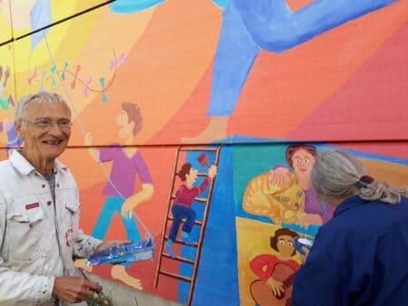 City Vest laver børnekunst-galleri og inviterer til konkurrence