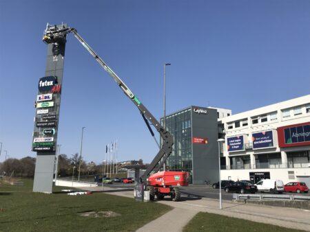 City Vest lover sikker shopping før åbning onsdag