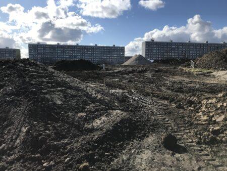 Boliger, erhverv og 20-etagers hotel på vej ved Gellerup