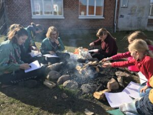 Pigespejdere inviterer flere med i fællesskabet