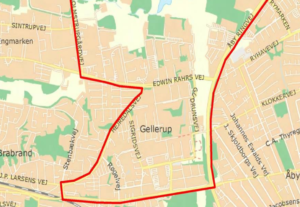 Politiet indfører igen visitationszone i Gellerup efter skud-episoder