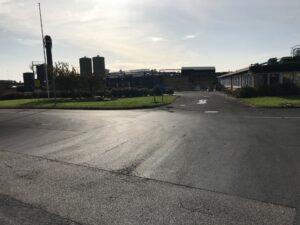 Testcenter lukker på Gasværket – og åbner i Brabrand Mejeri