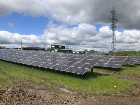 Brabrand-virksomhed investerer i stor solcellepark