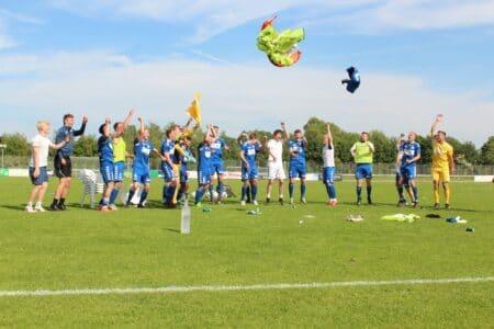 Vild 5-0-sejr afsluttede fantastisk forår for Brabrand