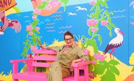 Kunstværk i City Vest er en hyldest til Brabrands mangfoldighed